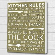 kitchen rules wall art box canvas moss green a3 12x16 inch cheryl monaghan http on kitchen wall art canvas uk with 12 best kitchen wall canvas prints images on pinterest art boxes