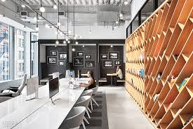 office interiors magazine. In The Library, Chairs By Lievore Altherr Molina Line A Table With Writable Top. Photography Garrett Rowland. Office Interiors Magazine
