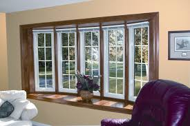 Living Room Bay Window Treatment Living Room Bay Windows Living Room Miraculous Window Treatments