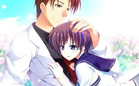 Romantic Cute Anime Couples Images ...