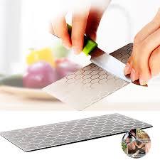 <b>Diamond Knife Sharpening Stone</b> Ultra -Thin Honeycomb Surface ...