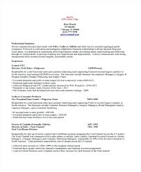 Sales Account Manager Resume Templates Finance Template Word Luxury ...