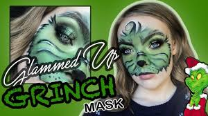 how the grinch stole my makeup nikkietutorials inspired me