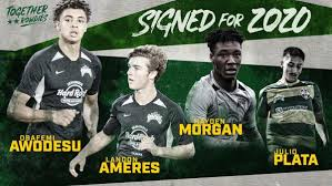 Rowdies Sign Four Local Prospects To USL Academy Contracts