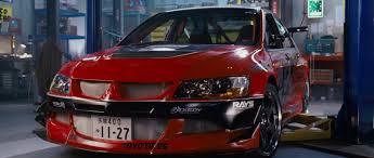 2006 Mitsubishi Lancer Evolution IX | The Fast and the Furious ...