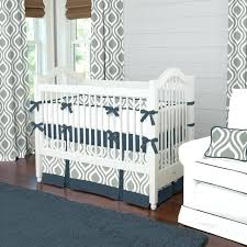 grey and white nursery bedding grey and white elephant baby bedding