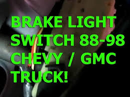 1992 Gmc Sierra Tail Light Wiring Diagram Trailer Tail Light Wiring Diagram