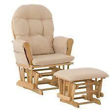 rocking chair cushions. Interesting Cushions Glider Rocking Chair Cushions Intended C