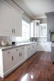 white kitchens designs. Pretty White Kitchen Design Ideas Kitchens And Designs Cabinets Countertops Backsplash Grey Floor With Remodel House T