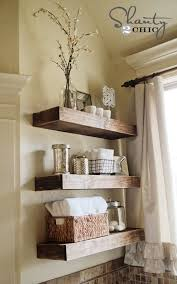 Easy To Install Floating Shelves Easy DIY Floating Shelves Floating Shelf Tutorial Video Free Plans 98