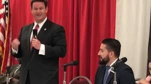 Andrew Gillum attends fundraiser for Dustin Daniels' PAC in mayor bid
