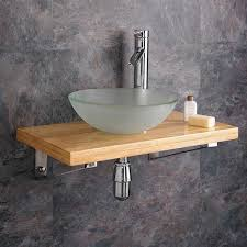 wall mounted wooden shelf kit with