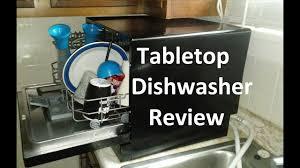 koldfront tabletop dishwasher review
