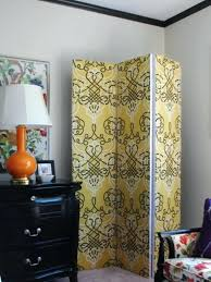 diy wall divider room dividers to help utilize every inch of your home how to make diy wall divider