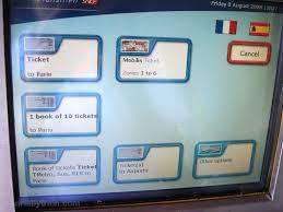 Metro Ticket Vending Machines Magnificent Ticket Vending Machine Archives Paris By Train