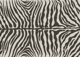 zebra print rug wcd00611 2