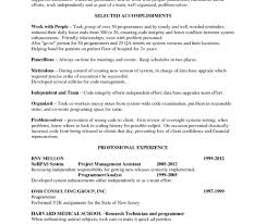 Medical Secretary Resume Examples Medicaletary Resume Sample Astounding Template Samples Unit Clerk 46