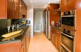 Kitchen Interior Remodel Layout Small Galley Before And After Ideas Stunning Galley Kitchen Remodel Set