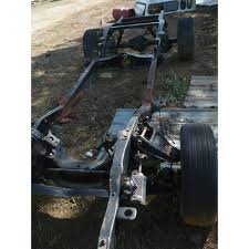 67-72 Chey Truck Rolling Chassis