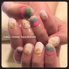 Tsumeironail Instagram Post Photo Jul09 夏ネイル 夏カラー