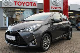 Used TOYOTA YARIS of 2018, 4 km at 23 625 €.