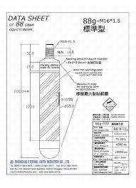 29cc 18g Co2 Cartridges Co2 Gas Cylinder Size Chart