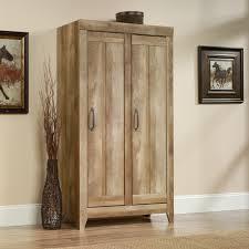 Floor Storage Cabinets Adept Storage Wide Storage Cabinet 418141 Sauder