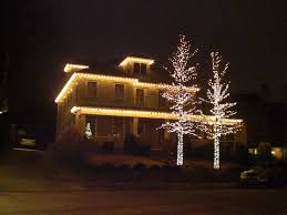simple christmas lights ideas outdoor. Brilliant Simple Outside Christmas Lights Ideas HomesFeed Inside Simple Outdoor