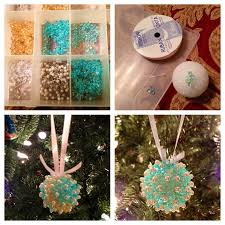 Decorated Styrofoam Balls Styrofoam Ornament Ideas Make your own beautiful Christmas 50
