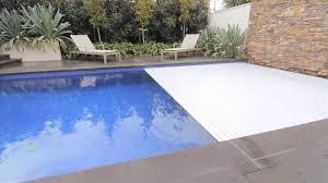 automatic pool covers. Automatic Pool Covers I