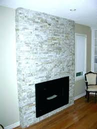 white quartz stacked stone fireplace for fireplaces veneer installation