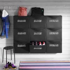 Ikea Shoe Rack Ikea 50181164 Trones Shoe Cabinet Storage Foldable Black