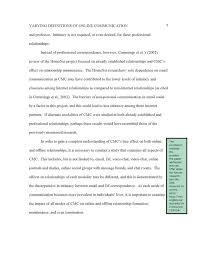 Apa Format Essay Example Paper Mistyhamel