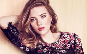 Scarlett Johansson Beauty