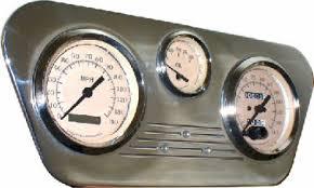 """53 55 ford truck egaugesplus 1953 55 ford truck 3 gauge 2 3 3 8"""" 1 2 1 16"""" 120253t asr3"""