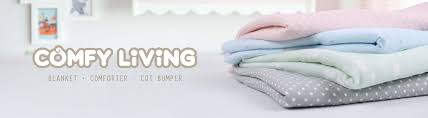comfy living baby bedding