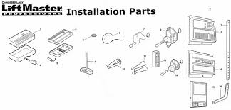 liftmaster photo eye wiring diagram wiring diagram and schematic liftmaster csl24u wiring diagram manual page 1