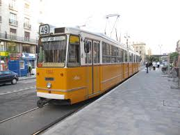 Ligne 49 du tramway de Budapest