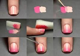 Nail Art At Home Easy Cool Mickey Mouse Design In Steps Youtube ...