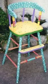 Image Funky Image Pinterest Pattern Youth Chair Hand Painted Childrens Furniture Etsy