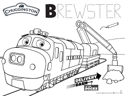 Small Picture Download Coloring Pages Chuggington Coloring Pages Chuggington