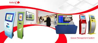 Hospital Kiosk Design Eazy Q Queue System Digital Signage Information Kiosk