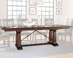 Pine Kitchen Table And Chairs Intercon Solid Pine Dining Table Hayden Inhy42100tab