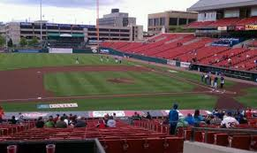 Buffalo Bisons Field Seating Chart Coca Cola Field Buffalo Ny Seating Chart With Rows Field
