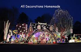 Great Christmas Light Fight Richmond Christmas On Wendhurst