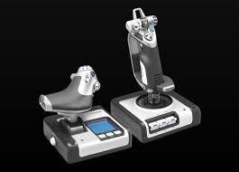 Обзор геймпада <b>LOGITECH G Saitek</b> X52 Flight Control System ...