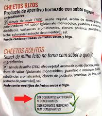 Gominolasdepetroleo Los Cheetos Est N Hechos Con Cart N Y Petr Leo