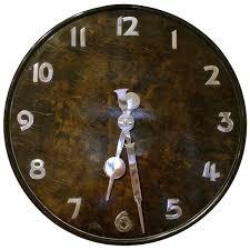 art deco wall clock art wall clock at regarding art wall clocks image 7 of art on art deco wall clock ebay with art deco wall clock art wall clock at regarding art wall clocks
