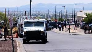 At Least 21 People Shot At El Paso Walmart Shooting Suspect