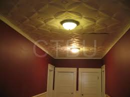 don t waste your money removing your popcorn ceiling just glue our beautiful